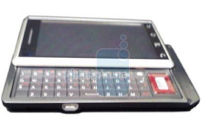 Motorola Sholes: smartphone con Google Android prima foto