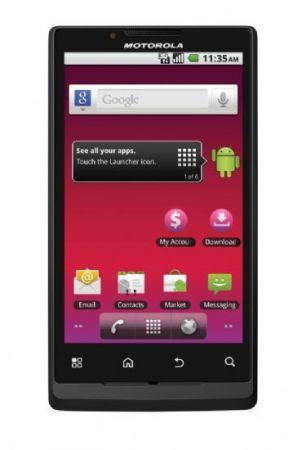 Motorola Triumph: smartphone Android da Virgin Mobile