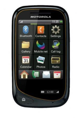 Da Motorola arriva Wilder: cellulare touchscreen resistente ed economico