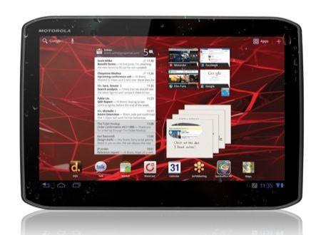 Motorola Xoom 2 ufficialmente lanciato in Italia