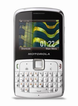 Motorola EX112: smartphone economico per tutti come regalo di Natale