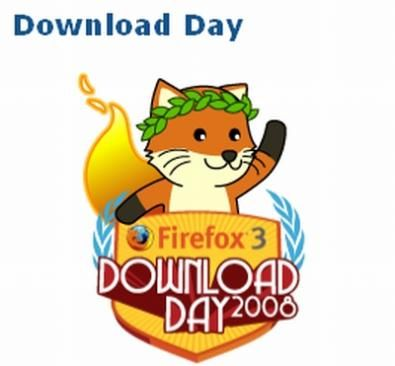 Mozilla Firefox 3: il Download Day è Arrivato