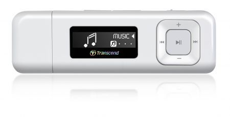 Transcend MP330: lettore mp3 ultra portatile come idea Natale
