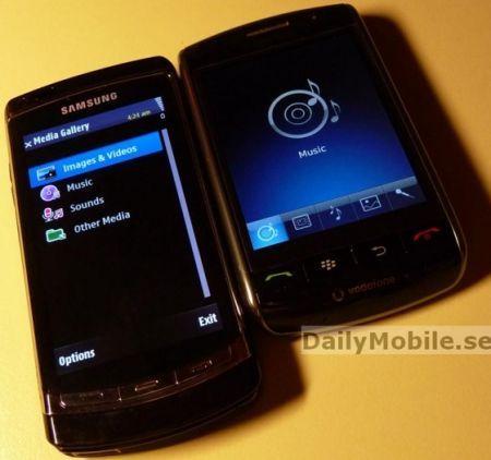 MWC 2009: Samsung Acme i8910 con fotocamera da 8 megapixel e video a 720p HD