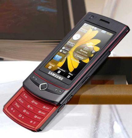 Samsung S8300 Ultra Touch con fotocamera da 8 megapixel