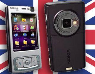 Nokia N95 UK