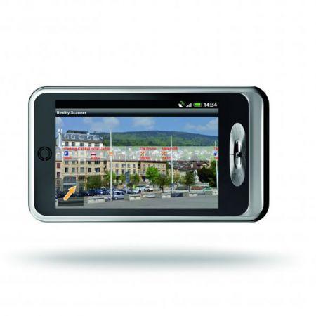 Navigon trasforma smartphone Android in una torcia al MWC 2011
