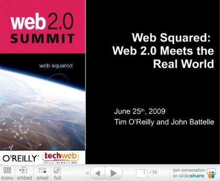 Nasce il Web al Quadrato, il successore del Web 2.0