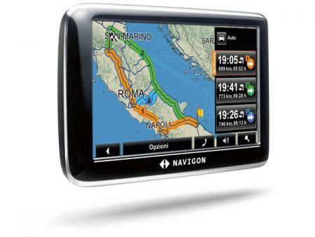 Navigon: nuovo software GPS per i mezzi pesanti
