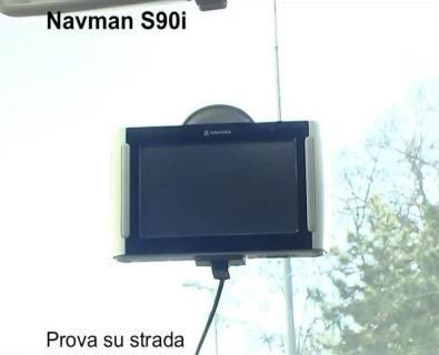 Prova gps Navman S90i