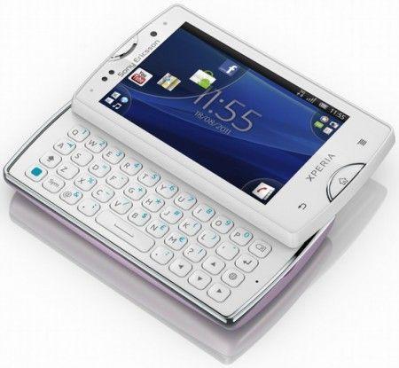 Sony Ericsson Xperia Mini e Mini Pro a fine Agosto in Italia