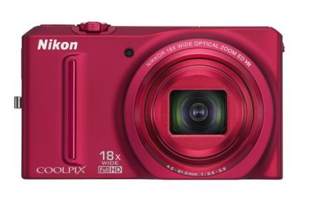 Nikon COOLPIX S9100: fotocamera tascabile con superzoom 18x