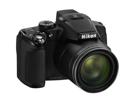 Nikon P510, la compatta con lo zoom più potente di sempre