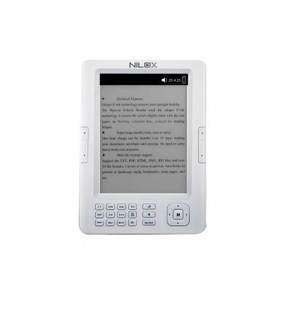 Nilox Cosmo Pocket Book: l'e-book reader che può contenere 1000 libri