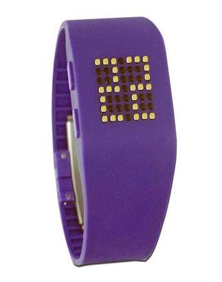 Nilox Matrix: orologio da polso colorato per San Valentino 2011