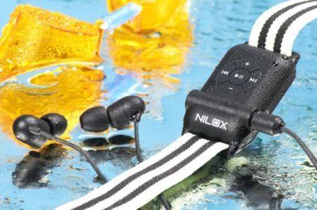 Nilox Swim&Sound: lettore mp3 subacqueo per San Valentino 2011