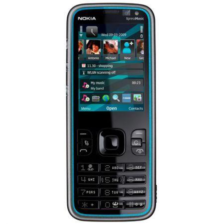 Nokia 5630 XpressMusic: multimedialità in soli 83 grammi di peso