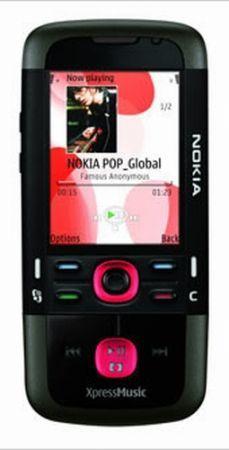 In anteprima Nokia 5710 XpressMusic: il possibile successore nel Nokia Tube