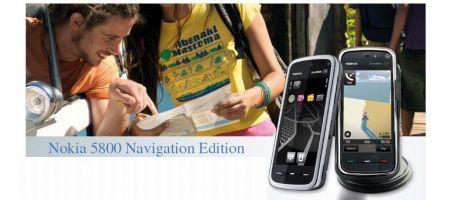 Nokia 5800 Navigation Edition con OVI Maps