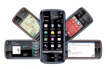 Nokia 5800 XpressMusic da H3G sotto l'albero di Natale