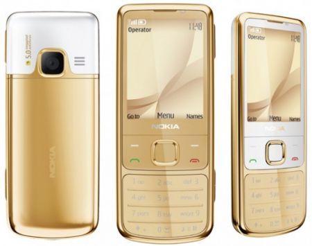 Nokia 6700 Classic Gold Edition: cellulare prezioso dal prezzo contenuto