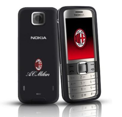 Nokia lancia un concorso per il Nokia 7310  A.C. Milan Edition