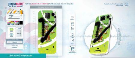 Nokia 7310 Supernova: ora è possibile personalizzarlo online