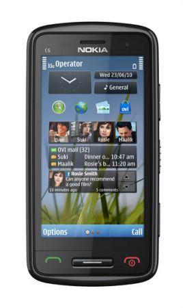 Nokia C6-01: disponibile sul mercato il nuovo smartphone Symbian