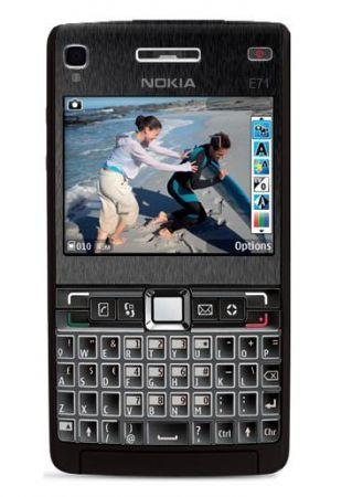 Nokia E71: in arrivo un nuovo firmware e tante novità