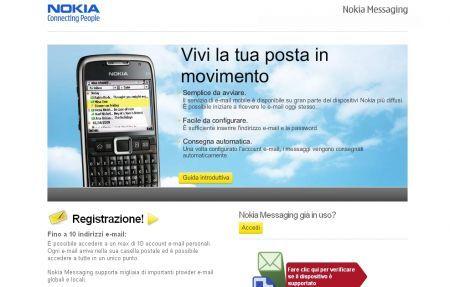 Nokia 5800 XpressMusic: da maggio Windows Live Hotmail