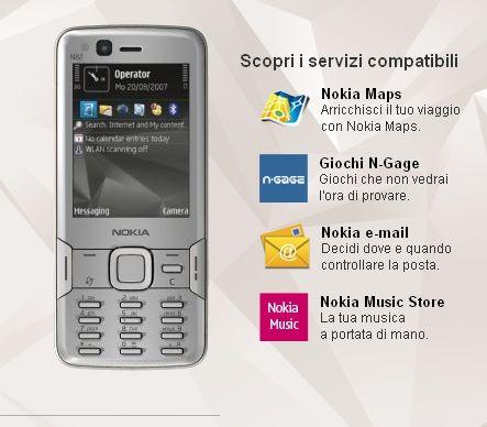 Nokia N82: disponibile il nuovo firmware versione 31.0.016