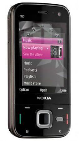 Nokia N85: in arrivo un nuovo colore