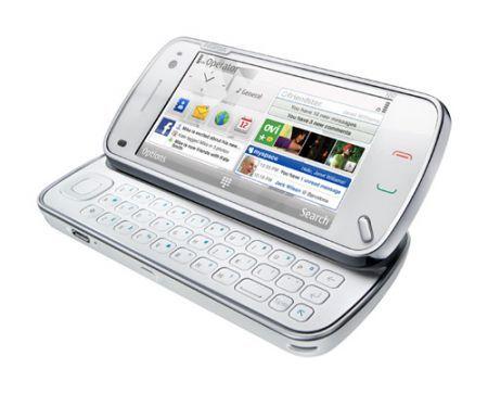 Nokia N97: immagine e caratteristiche in anteprima