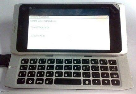 Nokia N9 con MeeGo