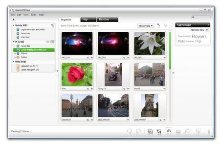 Nokia Photos 1.5: gestire e trasferire file dai nostri dispositivi USB