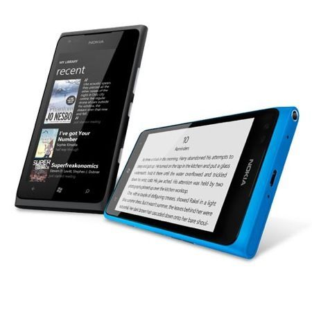 Nokia Reading, ebook anche su Lumia e Windows Phone