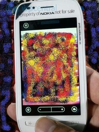 Nokia Sabre, arriva la prima foto dal vivo