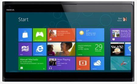 Nokia, tablet ibrido con Windows 8 forse in lavorazione