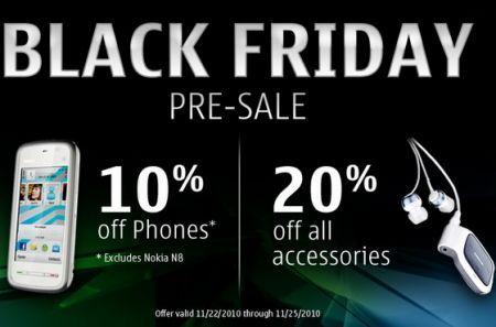 Black Friday: anche per Nokia ma solo per gli USA