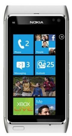 Nokia Windows Phone 7: Nokia W7 e Nokia W8 i primi smartphone
