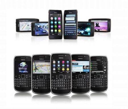 Nokia X7 e Nokia E6 in vendita dall'8 Giugno 2011