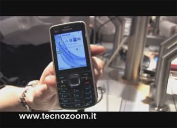Video Nokia 6220 Classic