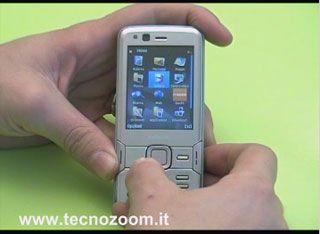 Test Nokia N82