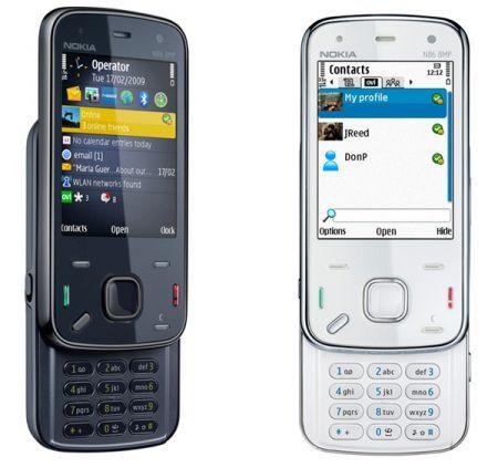 Nokia N86: approvato dalla FCC americana
