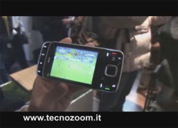 Video Nokia N96