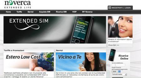 Nòverca: nasce il nuovo operatore mobile virtuale