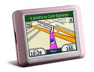 Garmin Nuvi 200 Pink Limited Edition