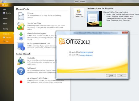 Office 2010 sfida Google Docs: ora disponibile per le aziende