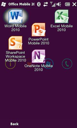 Office Mobile 2010: gratis su smartphone Windows Mobile 6.5