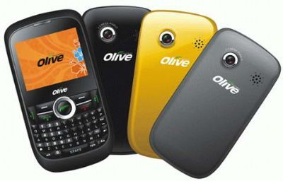 Olive Wiz V-GC800: cellulare economico con tripla Sim Card